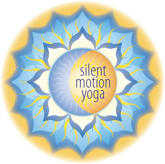 Silent motion yoga